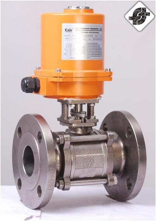 Electrical Actuator Ball Valve | Pneumatics Hydraulic