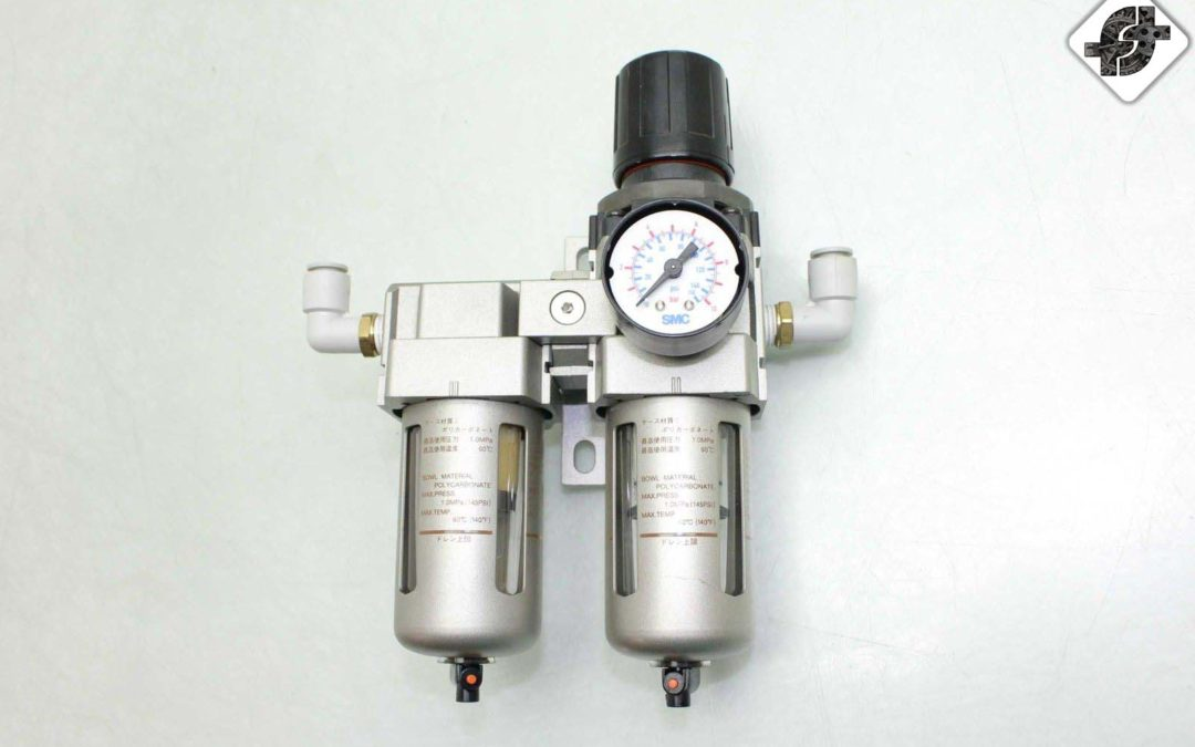 SMC Pneumatic cylinders, Valves, Fittings & Tubing