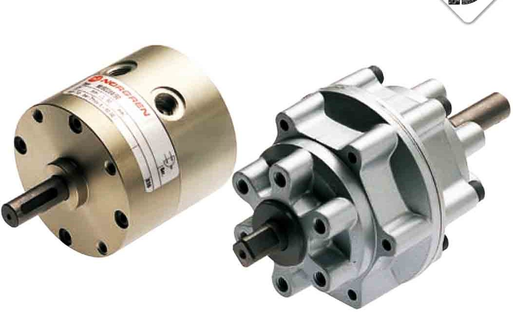 Norgren Pneumatic Cylinder, Solenoid Valve and Pressure Switch